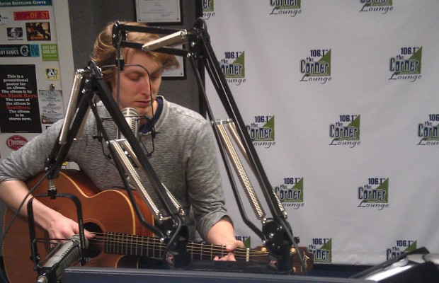 The Corner Lounge – Eric Hutchinson – 12/05/12