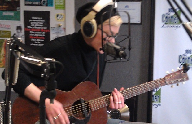 Live in studio: Trixie Whitley